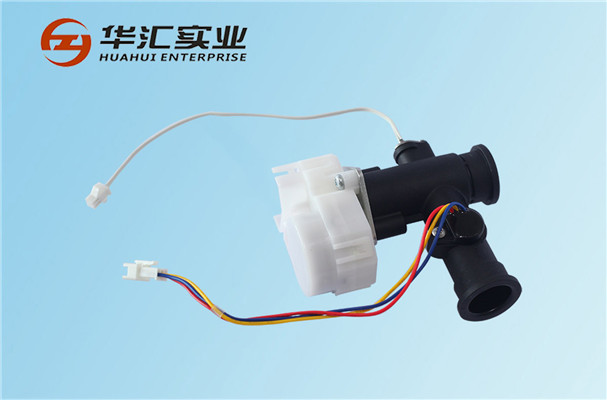 High Quality accurate measurement Axial water proportional valve with cut-off function
