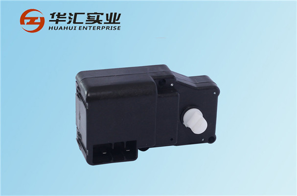 compact design A/C Blowing foot defrost damper actuator