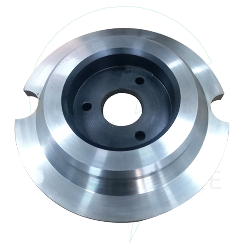OEM Precision CNC Machining Parts Stainless Steel Disc