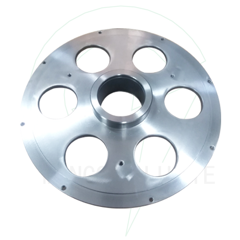 high performance Aluminum CNC Machining Disc Parts manufacturer