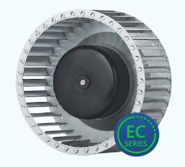 EC CENTRIFUGAL FAN (forward curved 180 mm)