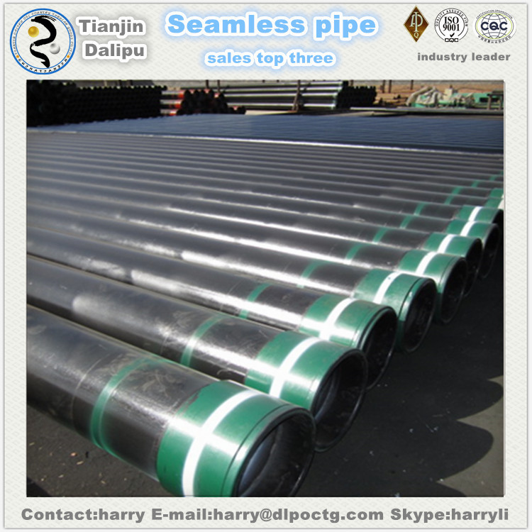 New product minerals steel pipe seamless pipe fox tube casing tube