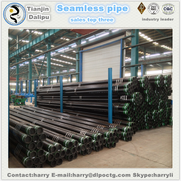 Oil and Gas Industry Low Carbon Seamless Steel Pipe/Steel Fox Tube