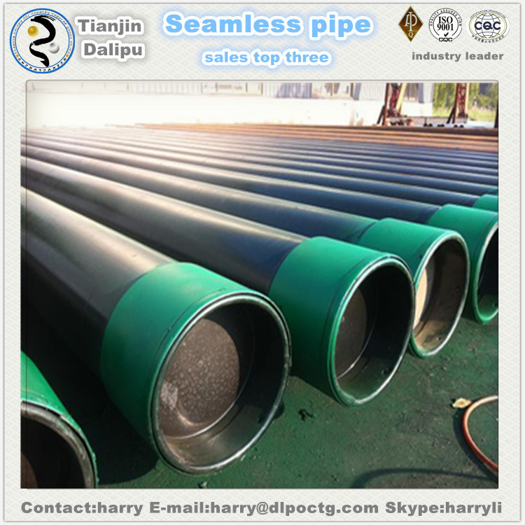 China products Seamless Steel Petroleum Oil Well Casing,Carbon Steel Pipes,Steel Fox Tube