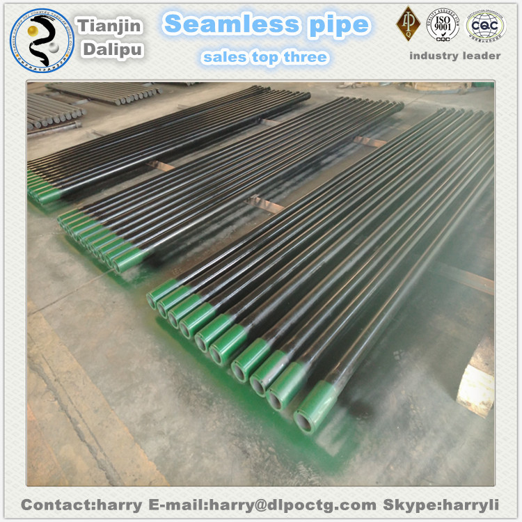 API SPEC. 5CT Seamless steel Pipe, Steel Grade J55,N80,P110,PH-6 Petroleum Casing and Tubing in oil and gas