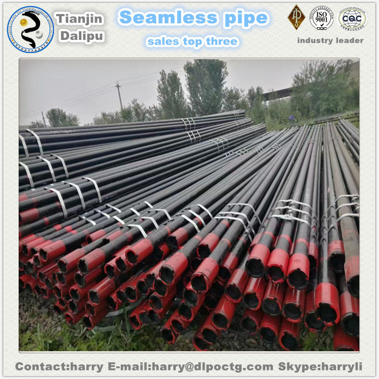 api 5ct L80 nue 4 1 2 casing tubular media fox or IF or vam tube pipes