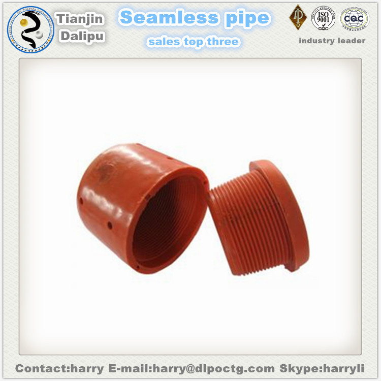 Oilfield Tube Threaded Protectors plastic pipe plugs caps