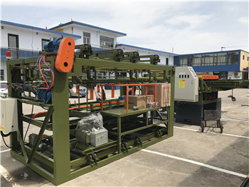 ZBPJ-1300 wood core veneer composer machine for plywood