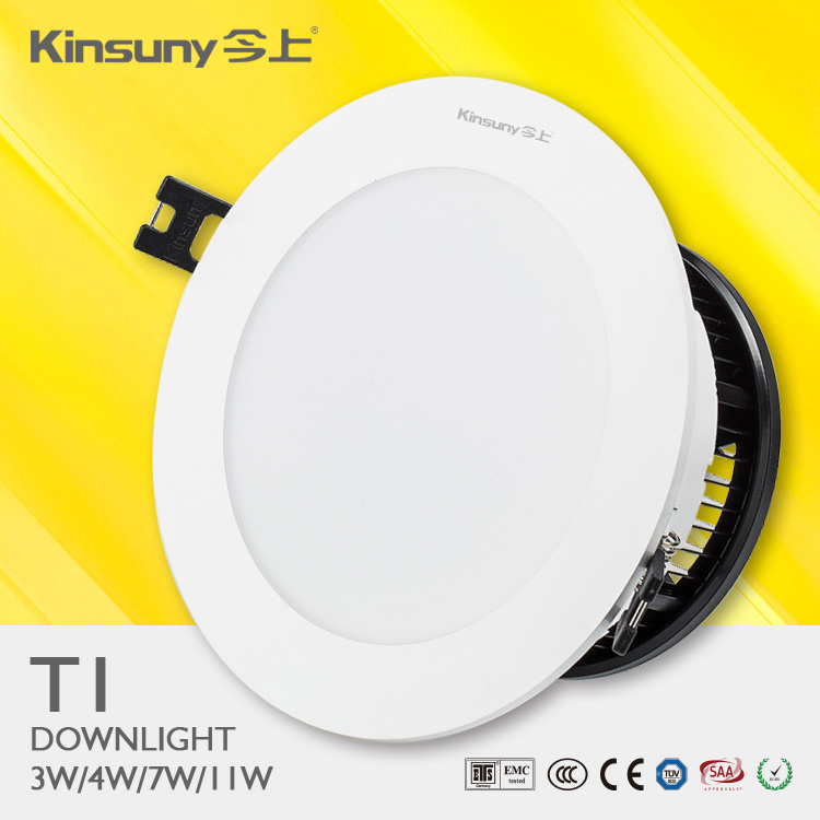Recessed PC Downlight 4W Voltage 85-265V
