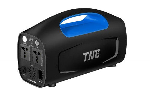 TNE AC DC power online pure sine wave solar 110Ah power source