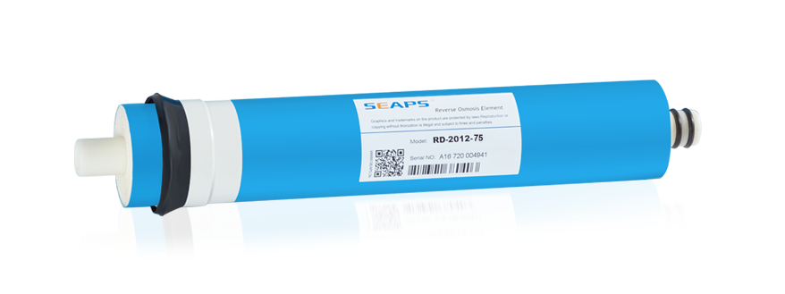 Domestic RO membrane 1812-75GPD
