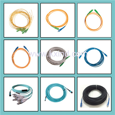 Fiber optical patch cord Simplex SM/MM SC/FC/ST/LC