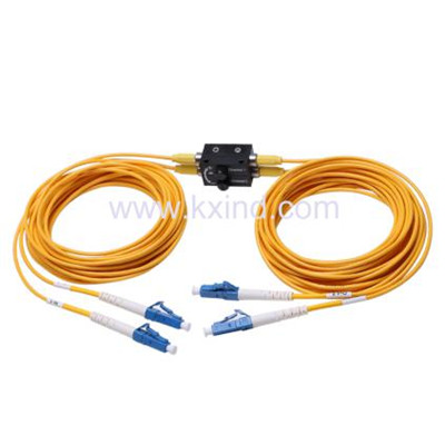 Inline Variable Fiber Optical Attenuators Single/Double core