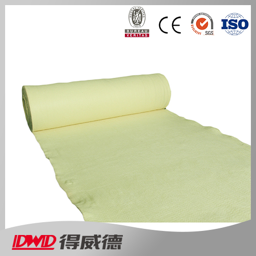 flame retardant high temperature resistant tensile Kevlar fiber felt fabric
