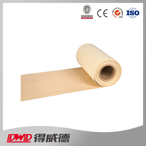 thermal stability excellent anti-acid and alkali corrosion resistance Acrylic filter bag