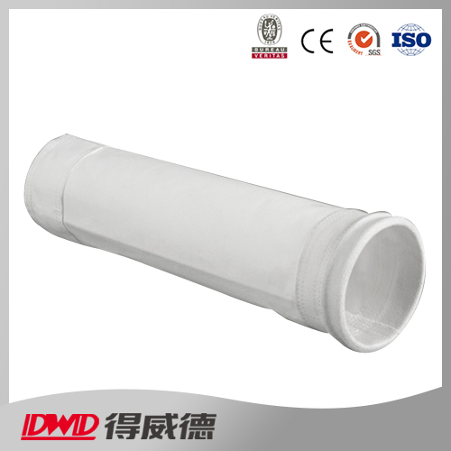 high efficiency dedusting durable anti-abrasion Polyester(PET) filter media bag