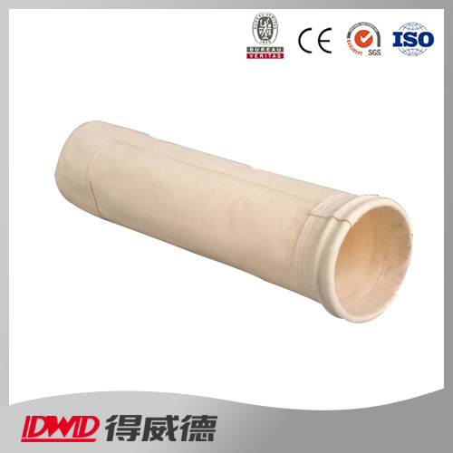 excellent anti acid and alkali resistant PPS filter fabric bag