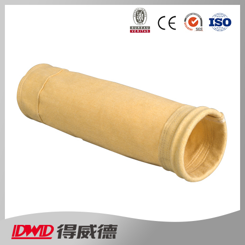 electrical insulating high temperature  resistance efficient filtration P84 filter bag