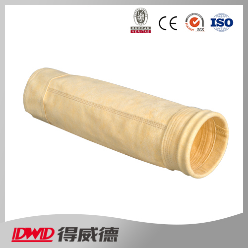 long life time efficient filtration good corrosion FMS filter bag