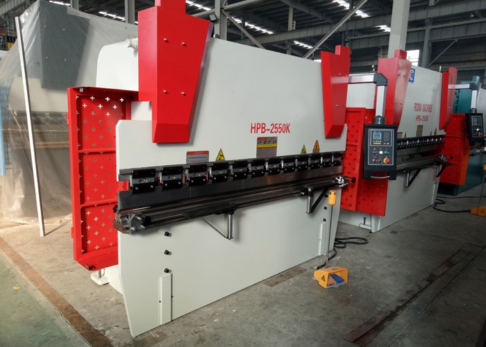 Pole Bending Machine