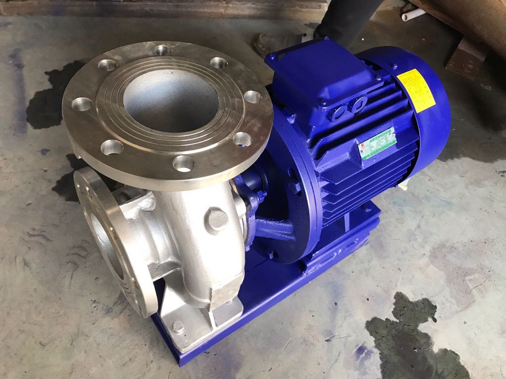 ISW,ISWH  horizontal centrifugal pump
