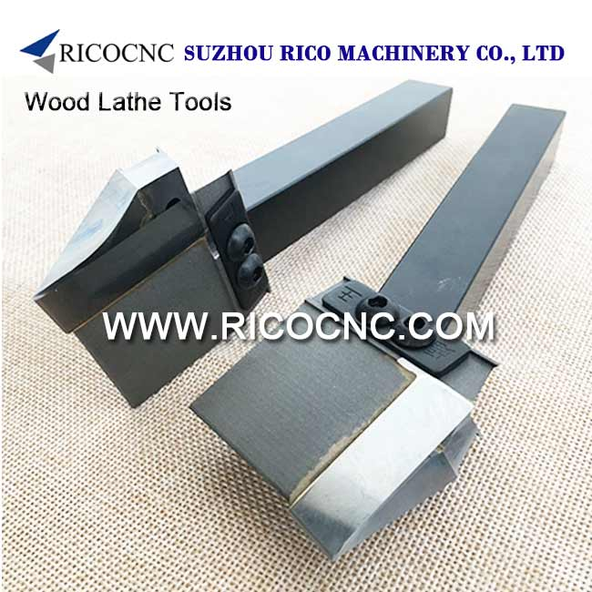 Carbide Wood Turning Tools Wood Lathe Knife for Lathing