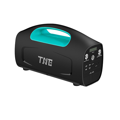 TNE  solar online multifunction portable  power bank provide emergency power to load UPS