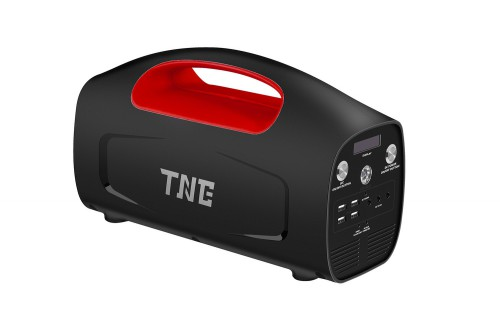 TNE pure sine wave power bank solar online multifunction portable lithium cell ups