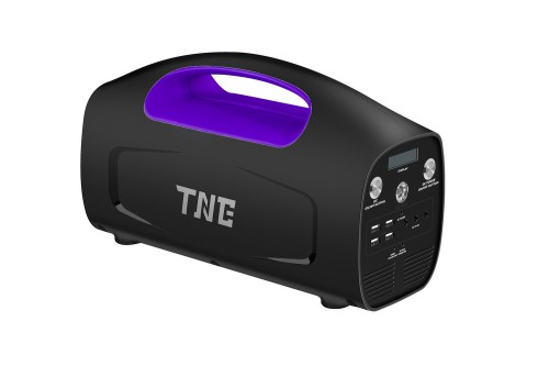 TNE mini large capacity solar online portable outdoor double conversion ups