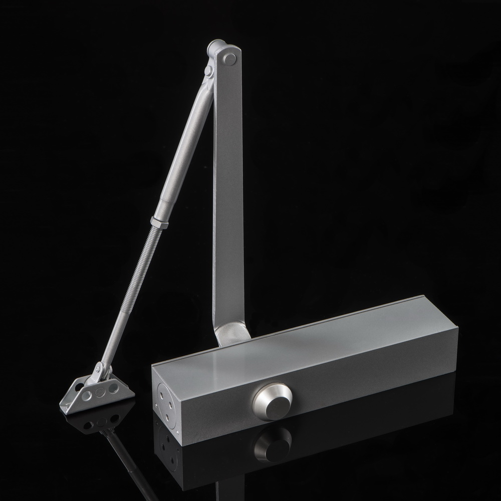 European Heavy Duty Adjustable Door Closer