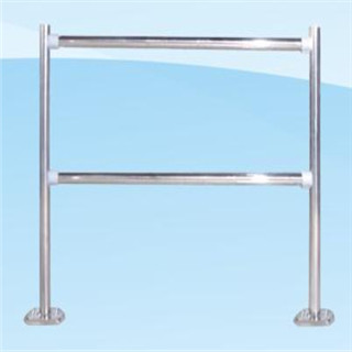 Customized size Steel Fence Queue Stain crowd Control Barriers  for Supermarket