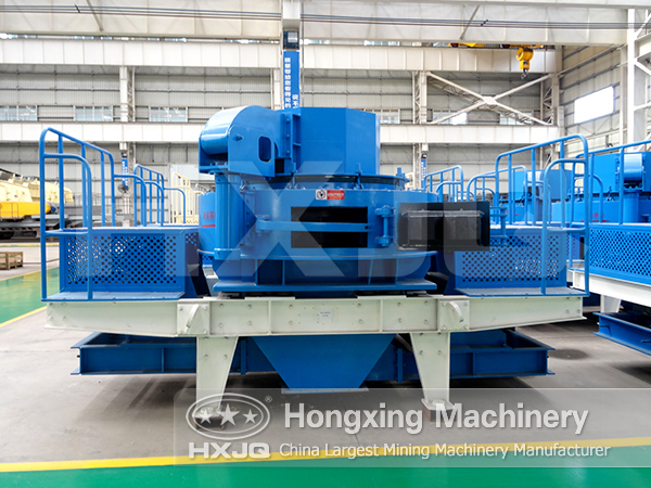 High Capacity Sand Production Line With CE,ISO