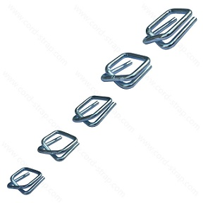 Steel Wire Buckle 13mm-32mm