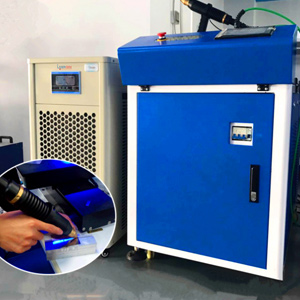 GEMHJ-200s 200W Portable Fiber Laser Welding Machine