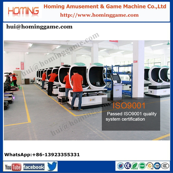 Dynamic motion chairs 5d 7d cinema simulator games machines 9D VR cinema(hui@hominggame.com)