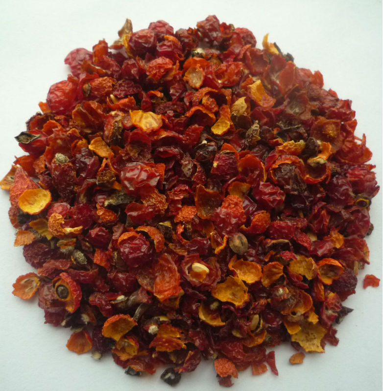 2017 New harvest wild dried rosehip shell rosa canina