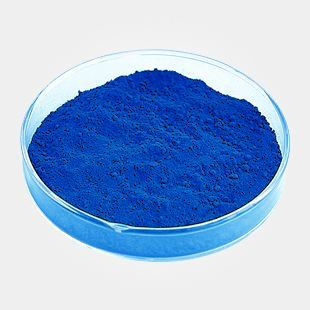 Blue pigment colorant blue spirulina phycocyanin powder