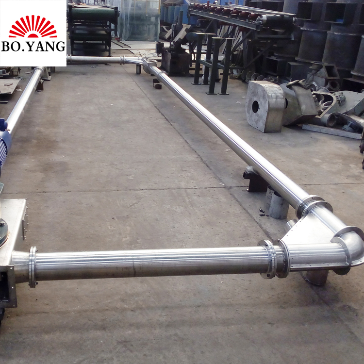 free flow drag conveyor chain with powder /granular