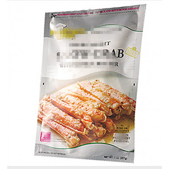 Customized, automatic-vent and food-grade microwavable plastic bags