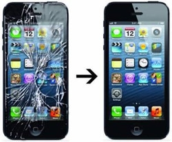 Most commonly used iphone screen broken repair? you can ch