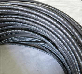 Flexible Hydraulic Rubber Brake Hose 1/8 HL