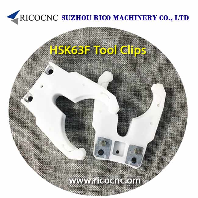 HSK63F Tool Clips CNC Tool Forks for CNC Machine
