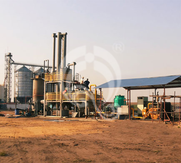 Gasification Power Plant