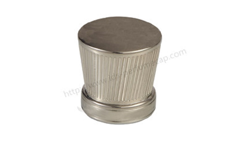 Fragrance zamak lid