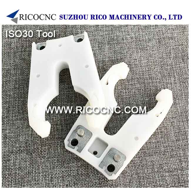 ISO30 Tool Holder Clips for Woodworking CNC Router