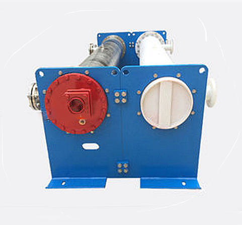 SUS304 Water Cooled Heat Exchanger