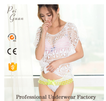 alibaba china supplier colorful lady sex underwear for sale