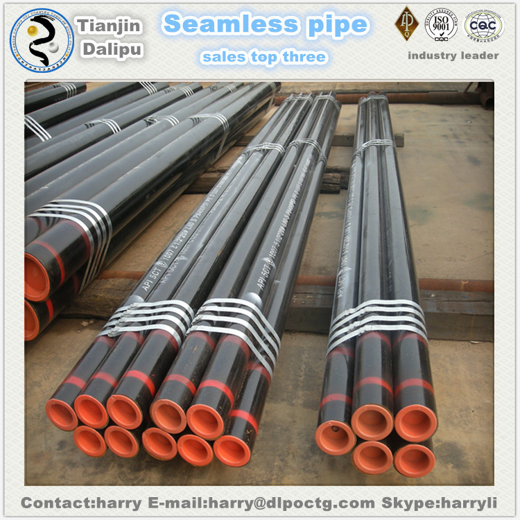 seamless steel pipe used for petroleum pipeline,2 7/8 oilfield tubing
