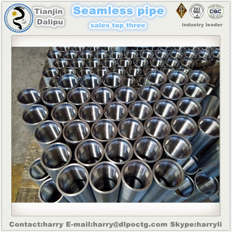 steel tubing pipe fittings 2 3\/8\ eue nue crossover coupling