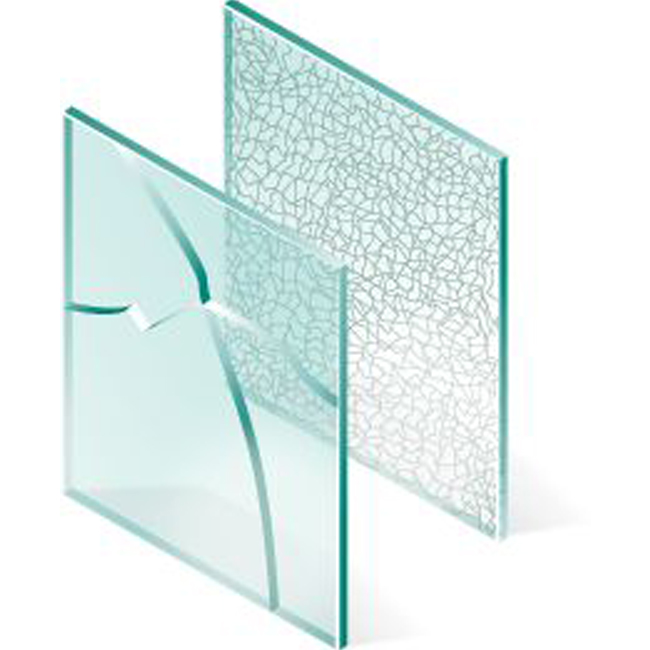 Heat-strengthened Glass